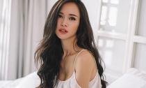 Vũ Ngọc Anh bất ngờ khoe vẻ đẹp gợi cảm 'khó cưỡng'