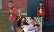Con trai Kim Hiền nhập học và bắt đầu cuộc sống mới ở Mỹ