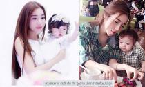 Elly Trần và con gái Cadie đáng yêu khiến fans Thái mê mẩn
