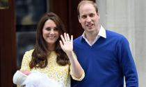 Rộ tin Công nương Kate mang thai lần thứ 3