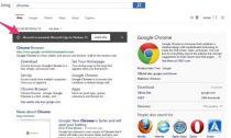 Microsoft cố gắng ngăn người dùng cài Chrome, Firefox