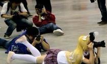 Khi nhiếp ảnh gia 'xả thân' vì nghệ thuật