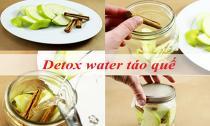 3 loại nước detox giúp da sáng mịn không tì vết