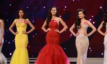 Hé lộ hình ảnh tổng duyệt của thí sinh Hoa hậu Hoàn vũ Việt Nam