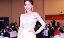 Hoa hậu Kỳ Duyên rạng rỡ giữa tin đồn 'dao kéo'