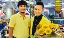 Ca sĩ Phạm Ngọc Triệu cực chất trongý tưởng trang phục sinh nhật