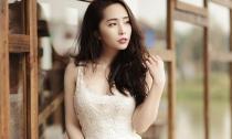 'Cá sấu chúa' Quỳnh Nga tái xuất ngọt ngào, quyến rũ