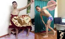 Trào lưu cosplay 'giá rẻ' của giới trẻ Việt Nam
