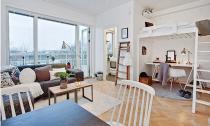 Ngẩn ngơ với 4 căn hộ chưa tới 30m² đẹp đến từng centimet
