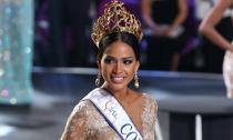 Người đẹp da màu đăng quang Hoa hậu Colombia 2015