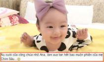 Con gái Lê Kiều Như điệu đà, xinh như công chúa