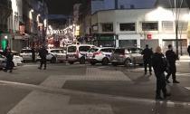 Đấu súng hạng nặng dữ dội ở ngoại ô Paris