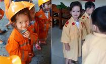 Con của Hồng Nhung đáng yêu khi lựa chọn nghề trong tương lai
