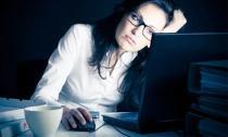 Thói quen tốt cho người thường xuyên phải thức đêm nhiều