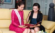 Dương Trương Thiên Lý truyền bí kíp cho Phạm Hương trước giờ lên đường