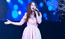 Ca sĩ Lina Nguyễn làm đắm say khán giả trong đêm nhạc Việt - Hàn chủ đề 'Dòng Thời Gian'