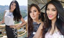 Loạt hình ảnh mới rạng rỡ của Lan Khuê tại Miss World