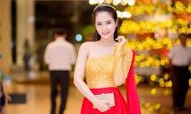Dương Kim Ánh hóa công chúa xinh xắn mang giáng sinh đến sớm