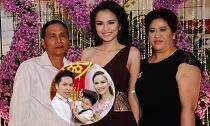 Vì sao bố mẹ ruột không xuất hiện trong đám cưới Diễm Hương?