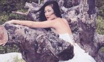 Giật mình vì đường cong của nữ doanh nhân làm 'chao đảo' showbiz Việt