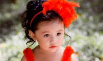 Huỳnh Bảo Nhi: Ánh mắt thiên thần - Vẻ đẹp trong veo của tuổi thần tiên