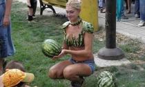 Những hình ảnh hài hước chỉ có thể bắt gặp ở Nga