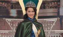 Nhan sắc xinh đẹp của tân Hoa hậu Quốc tế Trung Quốc 2016