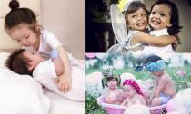Cặp anh chị em sao nhí Việt 'đẹp như tranh' khiến fans thổn thức