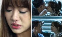 Hari Won khóc nức nở, thừa nhận nụ hôn với Trấn Thành do mất kiểm soát