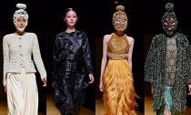 Công Trí gây choáng trong đêm mở màn Tokyo Fashion Week