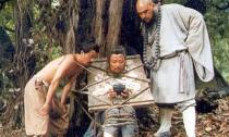 Loạt ảnh hậu trường cực hiếm của phim Thủy hử bản năm 1998