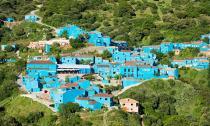 8 ngôi làng tuyệt vời tưởng chừng không hề tồn tại trên trái đất