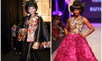 Trương Thị May và 'thiên thần' Victoria's Secret như chị em sinh đôi