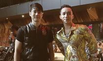 Mario Maurer khen ngợi đại diện Việt Nam tại Mister Global 2016