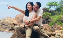 BTV Nguyễn Hoàng Linh 'tình bể bình' bên chồng sắp cưới