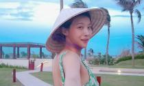 Ác nữ 'Vì sao đưa anh tới' khoe ảnh đẹp như mơ tại Việt Nam