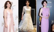 Lee Young Ae biến hóa ngọt ngào trong 3 bộ cánh vô cùng nữ tính