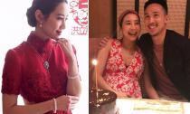 Nữ ca sĩ Hong Kong từng gây sốt vì đeo trang sức 60 tỷ trong hôn lễ đã sinh con trai đầu lòng