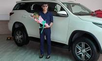 Đã có 2 xế sang, Long Nhật vẫn tiếp tục tậu thêm xe mới trị giá hơn 1 tỷ đồng