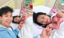 Ca sĩ Ngọc Mai sinh con thứ hai cho 'Hoàng tử xiếc' Quốc Nghiệp