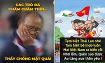 Đội tuyển Việt Nam vào tứ kết giải Asian Cup: Dân mạng rầm rộ chế ảnh