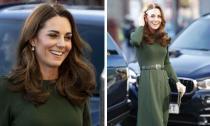 Cứ nói kém nổi so với em dâu nhưng Công nương Kate Middleton vẫn ghi điểm với set đồ thanh lịch giá hàng chục triệu