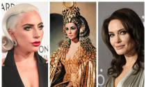 Lady Gaga 'nhăm nhe' cướp vai của Angelina Jolie, từ ca sĩ muốn đóng Nữ hoàng Ai Cập Cleopatra kinh điển thế giới