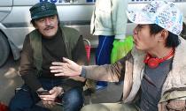 Con trai nghệ sĩ Giang Còi nói về việc chỉ đạo bố trong phim do mình làm đạo diễn