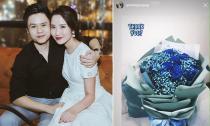 Chia tay Phan Thành, Primmy Trương được người bí mật tặng hoa vào ngày lễ tình nhân