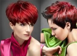 Mẫu tóc ngắn mới nhất dành cho mùa xuân 2012