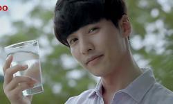 Clip: Won Bin đẹp trai hút hồn trong quảng cáo quay ở Việt Nam