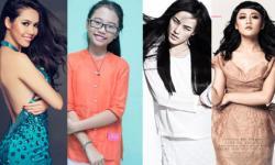 """4 nữ Á quân nổi tiếng """"vượt mặt"""" Quán quân của V-biz"""