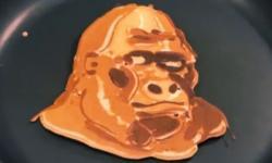 Làm bánh nghệ thuật với hình thú