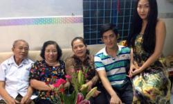 Phi Thanh Vân đón mẹ chồng sắp cưới về thăm nhà